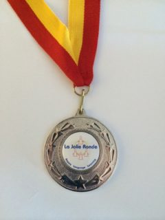 Hola, Pedro Medal