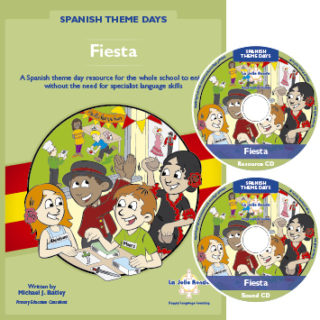Theme Days - Spanish, Fiesta Days
