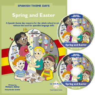 Theme Days - Spanish, Spring & Easter