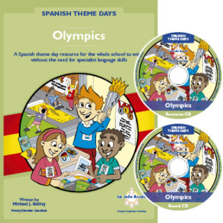 Theme Days - Spanish, Olympics