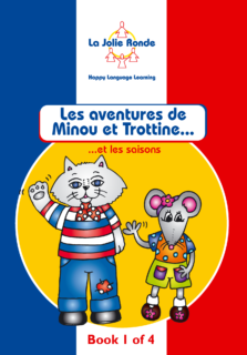 Les Aventures Book (Original)