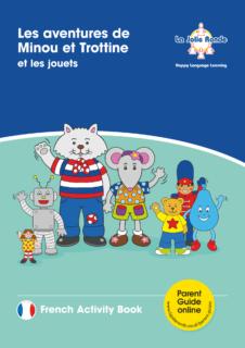 Les aventures Part 1 (jouets) Book