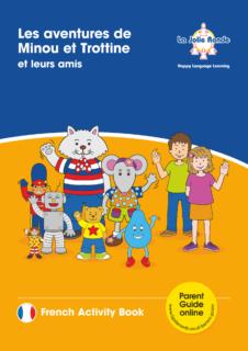 Les aventures de Minou et Trottine et leurs amis - Book (Part 2)
