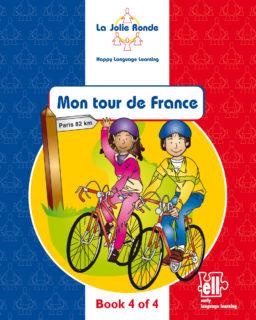 Mon Tour de France - Book