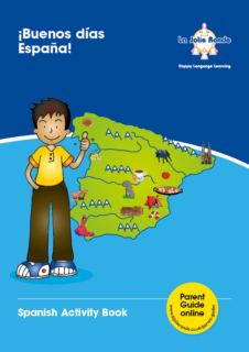 Buenos días (2018 edition) Activity Book