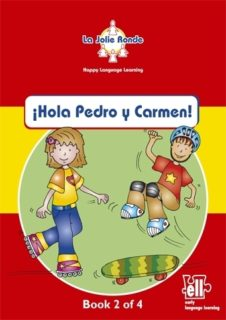 Hola Pedro (original edition) Activity Book