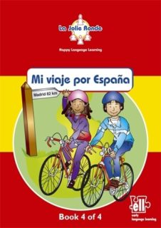 Mi Viaje Activity Book