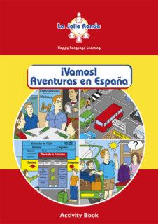 Vamos Activity Book