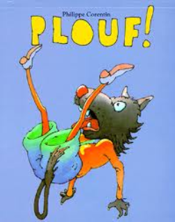 Plouf! by Philippe Corentin