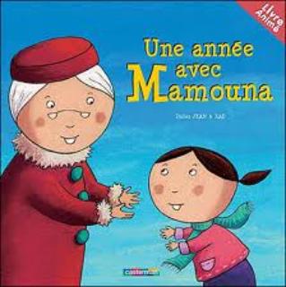 Une année avec Mamouna by Didier Jean
