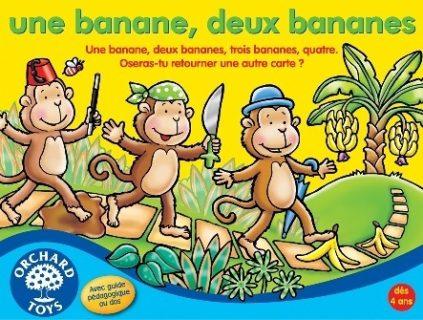 Une Banane Deux Bananes