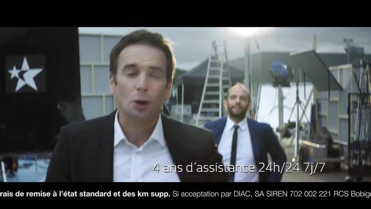 Renault met à l'honneur son offre Easy Pack avec sa nouvelle campagne French Touch