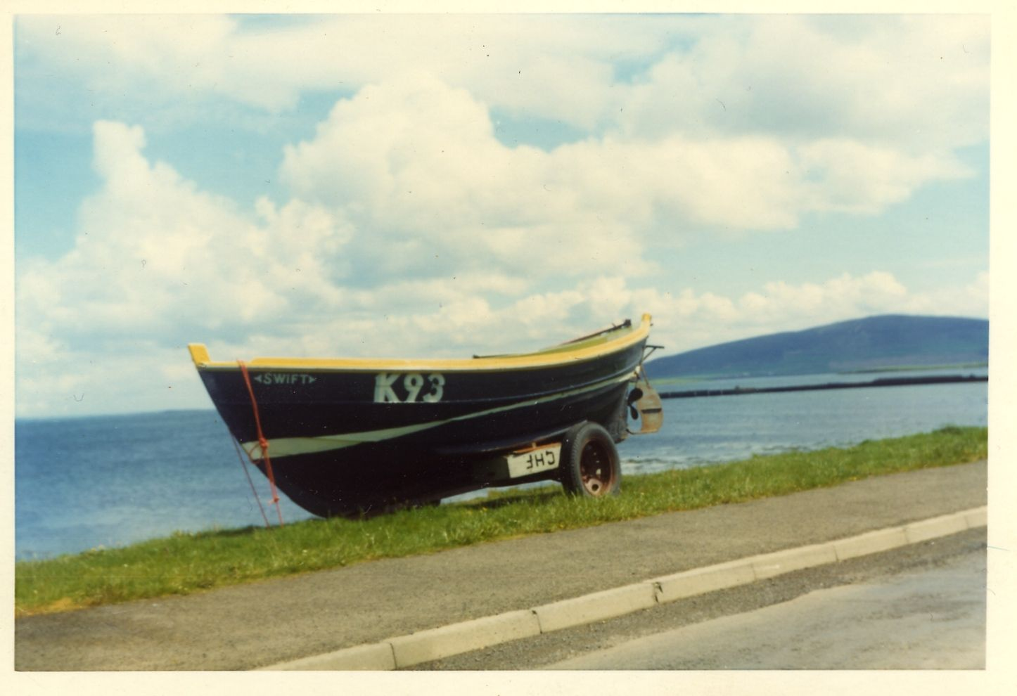 Orkney Image Library - SHETLAND SKIFF