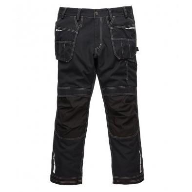 Dickies Mens Eisenhower Extreme Trousers (40/S) (Black)
