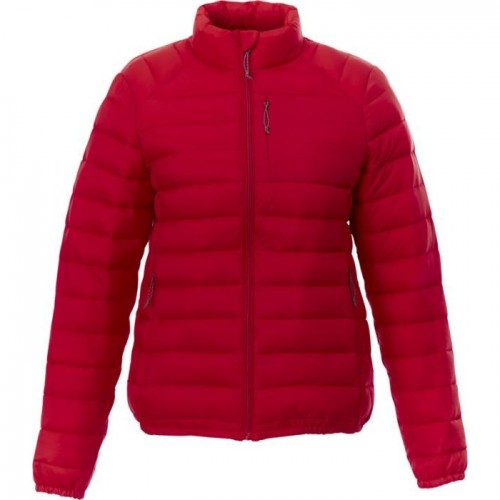 Elevate Womens/Ladies Atlas Insulated Jacket (XL) (Red)