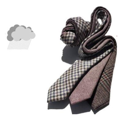 cravatte lana