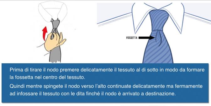 Fossetta Cravatta