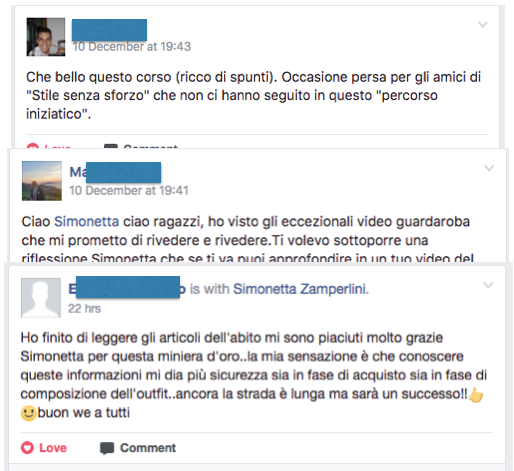 feedback stile strategico