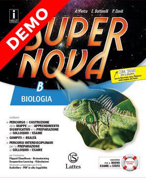 Supernova B Biologia
