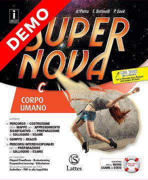 Supernova C Corpo umano