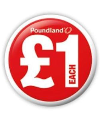 Poundland deals
