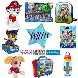 Mega Paw Patrol Bundle - FB Comp - Easy to Enter
