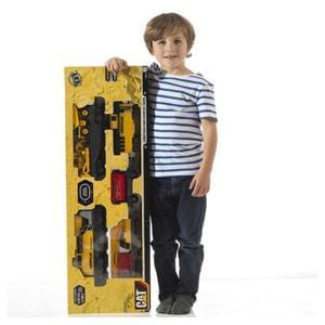 CAT Construction Express Train Set (Was £40, Now £20)