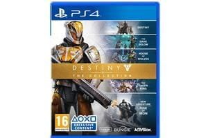 Win Destiny - The Collection On PS4