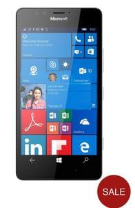 Lumia 950 mobile was £429.99 now just £249.99 at Very