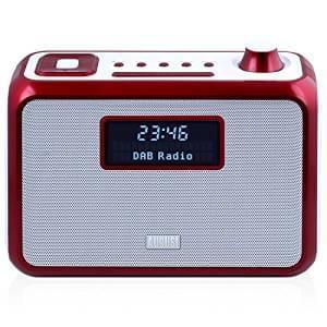 DAB/DAB+ Radio with NFC Bluetooth Wireless
