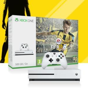 Win Fifa 17 Xbox One S Bundle with O2 Priority