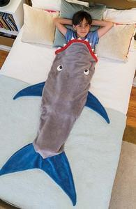 Shark Tail Blanket £9.98 delivered @ GoGroopie