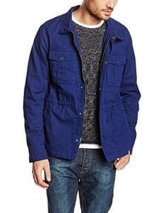 United Colors of Benetton Men's Jacket (Blue)