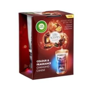 Airwick Xmas Scented Candle