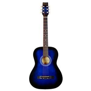 Hapilife Acoustic Guitar 3/4 Size 6 String Guitar for Beginners Package