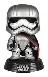 Pop! Vinyl: Star Wars The Force Awakens: Captain Phasma