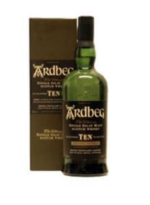 Ardbeg 10 year Islay Single Malt Scotch Whisky