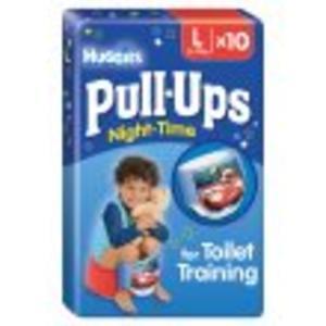Huggies Pull-Ups Discount: Better Than Half Price at Tesco