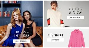 EXPRESS DELIVERY at Dorothy perkins with Code