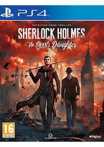 Sherlock Holmes: The Devil's Daughter (PS4)