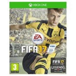 Fifa 17 Morrisons: Xbox One Cheapest Price Available £45!