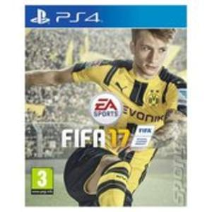 FIFA 17 Morrisons PS4 Cheapest Deal Available £48!