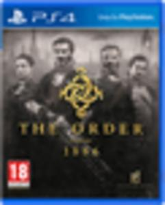 The Order 1886 ( PS4 - Pre Owned)