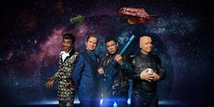Win A Panasonic TV & Red Dwarf Bundle