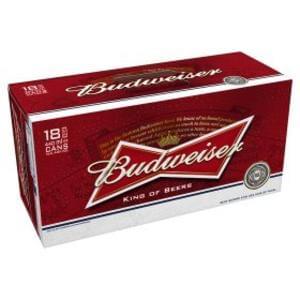 Budweiser Lager 18x440