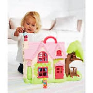 HALF PRICE Happyland Cherry Lane Cottage £25 at Mothercare