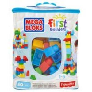 Megabloks 60 Piece Big Building Bag