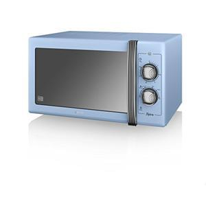 Retro Manual Microwave
