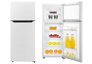 FRIDGEMASTER 48cm wide top mounted fridge freezer