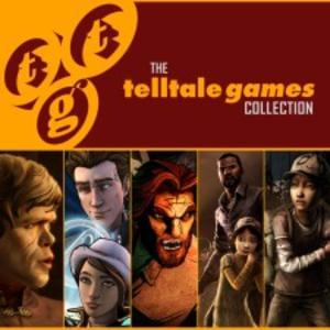 Telltale Games Collection (5 PS4 Games)